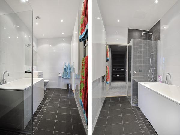 badrum badkar och dusch